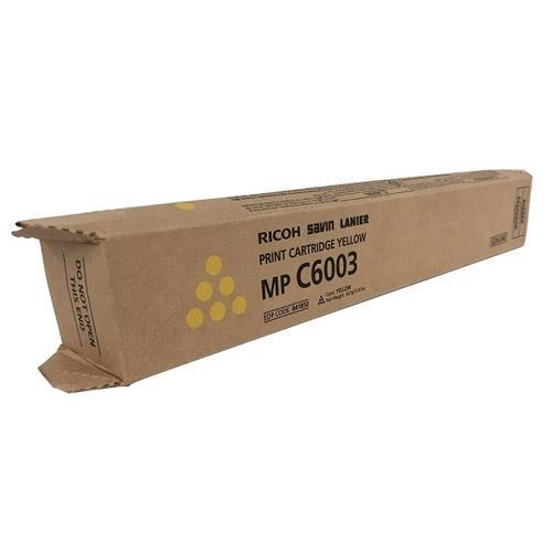 Genuine Ricoh 841850 Original Yellow Toner Cartridge (MP C4503 C4504 C5503 C6003 C6004) - Precision Toner