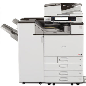 REPOSSESSED Ricoh MP C3503 Color Multifunction Copy Machine 11x17 12x18