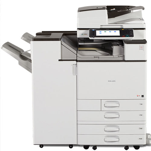 $139/month REPOSSESSED Only 53k pages - Ricoh Newer Model MP C5503 Color Copy Machine 55PPM 11x17 12x18 - Precision Toner