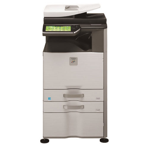 Sharp MX-2640 2640 Color Copier Laser Printer Scan 2 email 11x17 - Refurbished - Precision Toner