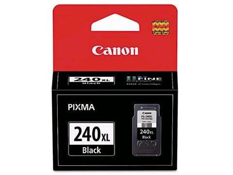 Canon PG-240XL OEM High Yield Black Ink Cartridge (5206B001)