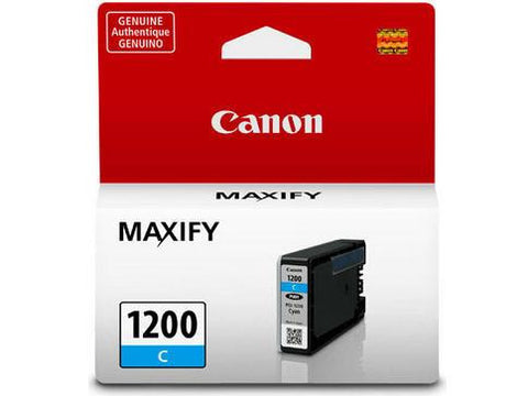 Canon PGI-1200 OEM Cyan Ink Tank Cartridge (9232B001) - Absolute Toner
