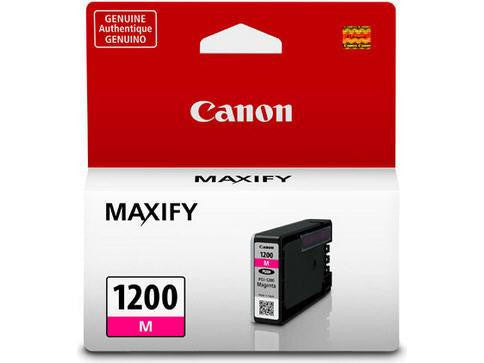 Canon PGI-1200 OEM Magenta Ink Tank Cartridge (9233B001) - Absolute Toner