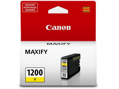 Canon PGI-1200 OEM Yellow Ink Tank Cartridge (9234B001) - Absolute Toner