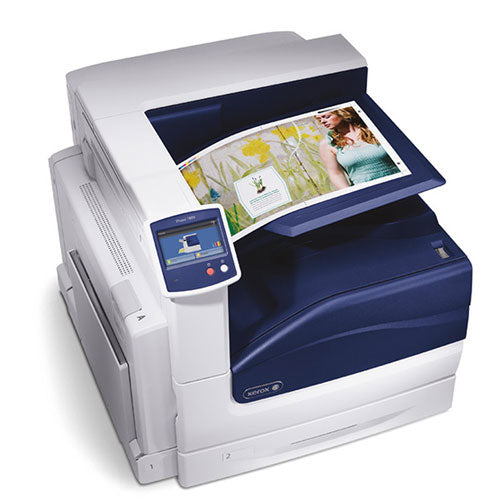 Xerox Phaser 7800 Colour Laser Printer 11x17 REPOSSESSED Only 9k Pages Printed