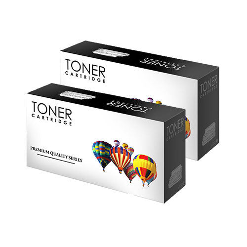 Lexmark 50F1H00 Compatible High Yield Black Toner Cartridge - 5k page yield (MS310/MS410/MS510/MS610) - Precision Toner