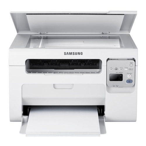 Samsung SCX-3405W Black and White Multifunction All-in-one Laser wireless Printer Copier Scanner - Precision Toner