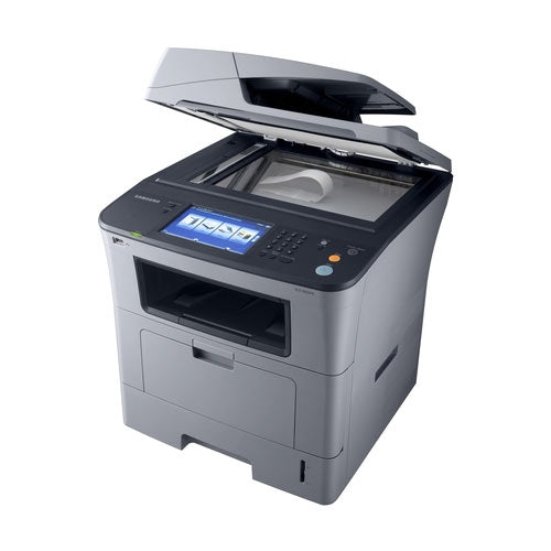 Samsung SCX-5835FN Monochrome Multifunction Laser Printer Copier Scanner Fax - With 2 FREE TONER + Extra Tray - Precision Toner