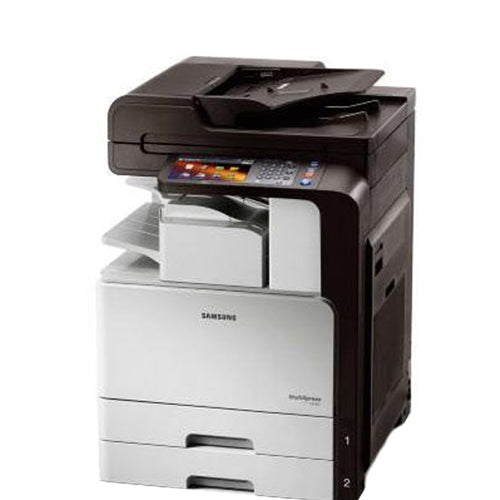 Samsung SCX-8128NA 8128 Monochrome Printer Copier Colour Scanner 11x17 -5k Pages Only - Precision Toner