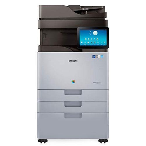 $85/month - Samsung MultiXpress SL-X7400LX 7400 Color Laser Multifunction Printer Copier Scanner 11x17 REPOSSESSED 5k Pages - Precision Toner