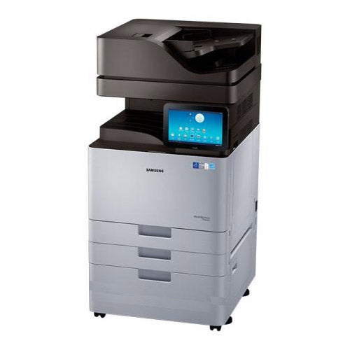 Samsung MultiXpress SL-K7500LX K7500 Monochrome Laser Multifunction Printer Copier Color Scanner - Precision Toner