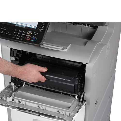 New Ricoh Aficio SP 5200S Monochrome Laser Multifunction Printer - Precision Toner
