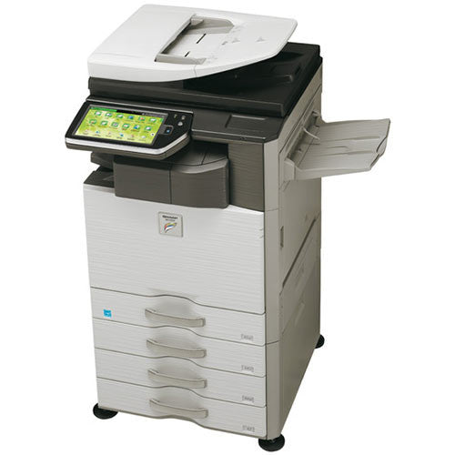 REPOSSESSED Sharp MX3110N Color Copier Laser Printer fax Printer Colour Photocopier Copy machine (3110 3110N) - Precision Toner