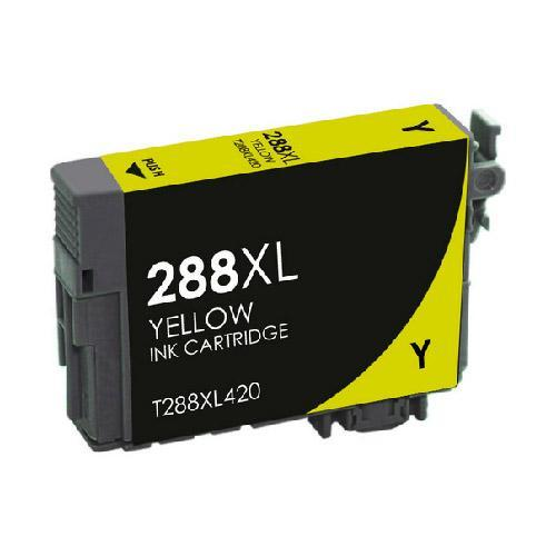 Epson T288XL Compatible Yellow Ink Cartridge High Yield T0288XL - Precision Toner