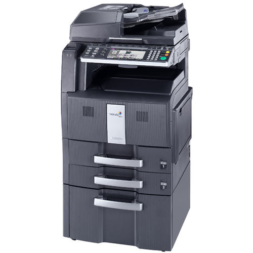 Kyocera TASKalfa 300i Monochrome Copier Printer Color Scanner 11x 17 Brand New REPOSSESSED - Precision Toner