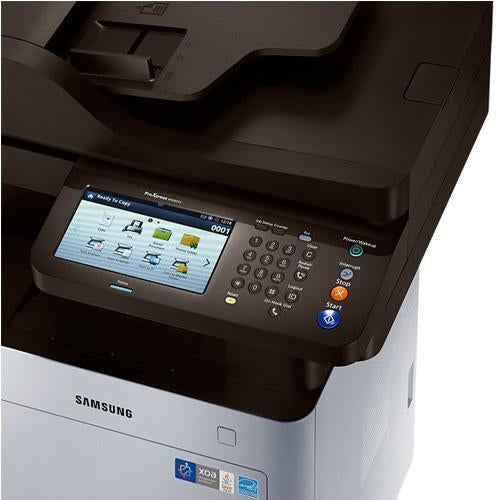 $29.99/Month Samsung ProXpress SL-M4080FX Laser Multifunction Printer - Monochrome - Precision Toner