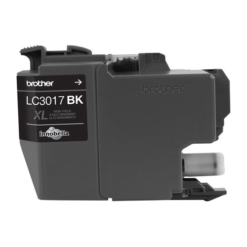 Compatible Brother LC3017 Black Ink Cartridge, High Yield (LC3017BKS) - Precision Toner