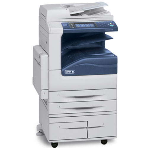 Xerox WC5335 b&w Laser Multifunction Copier Tabloid monochrome Copy Machine - Precision Toner