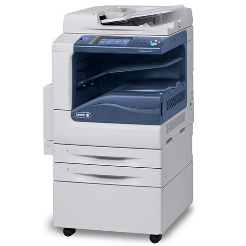 Xerox WC5330 b&w Laser Multifunction Copier Tabloid monochrome Copy Machine - Precision Toner