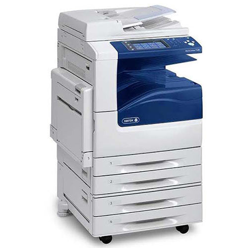ONLY 343 Pages - Xerox WorkCentre 7845 Color Laser Multifunction Printer  Copier Scanner REPOSSESSED