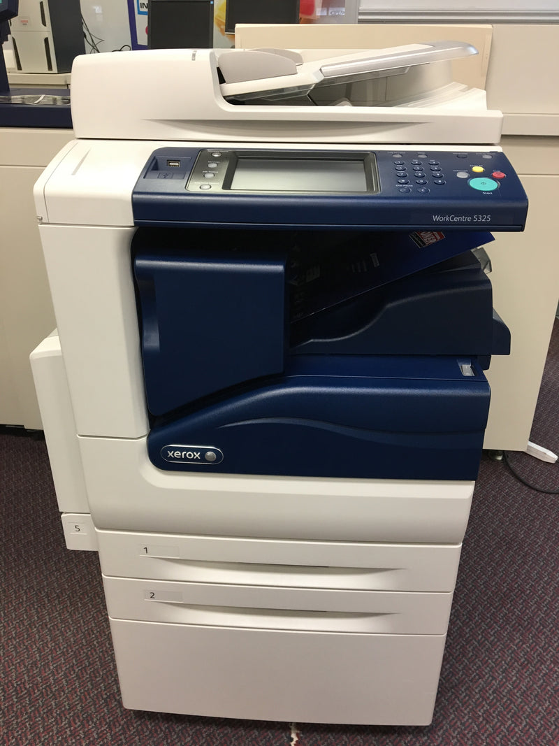 Xerox WorkCentre WC 5325 Monochrome Copier REPOSSESSED - Precision Toner