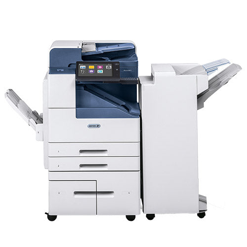 $105/month DEMO UNIT Only 1852 Pages Xerox Altalink B8055 Black and White Multifunction Printer High Speed 55 PPM - Precision Toner