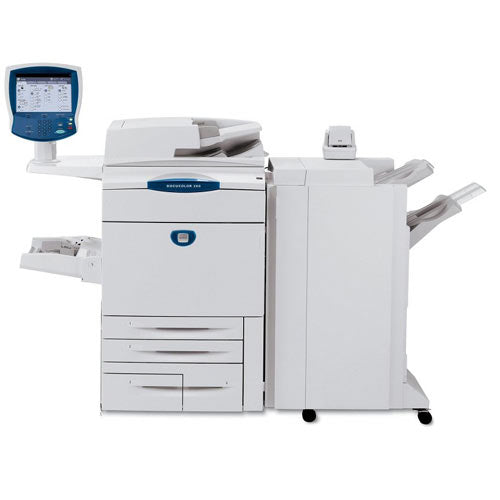 Xerox DocuColor DC 252 Color Copier Production Printer Scanner 11x17 12x18 13x19 - Precision Toner