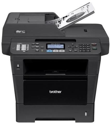 Brother MFC-8710DW Monochrome Laser Printer Copier Color Scanner Fax Wi-Fi USB