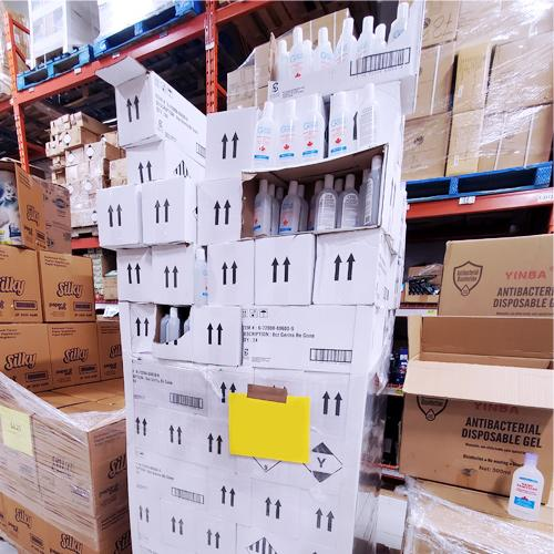 Absolute Toner From $3.99 Ea. #1 Brand For Alcohol Sanitizers - In Stock - Germs Be Gone 236ml Sanitizer