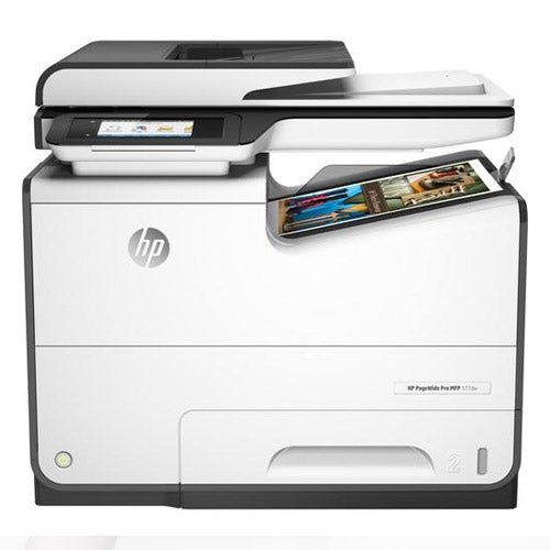 HP PageWide Pro 577dw Color Printer Copier Scanner REPOSSESSED