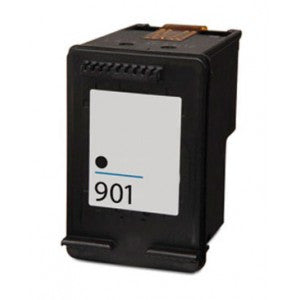 Ink Cartridge Compatible with HP 901XL Black Ink Cartridge - Precision Toner
