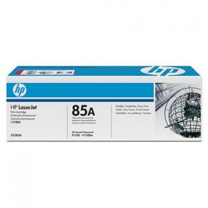 HP CE285A OEM Black Toner Cartridge (HP 85A) - Precision Toner