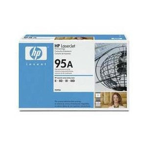 HP 92295A 95A Black Toner Cartridge (Open Box) - Precision Toner