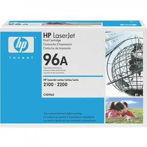HP C4096A OEM Black Toner Cartridge (HP 96A) - Precision Toner