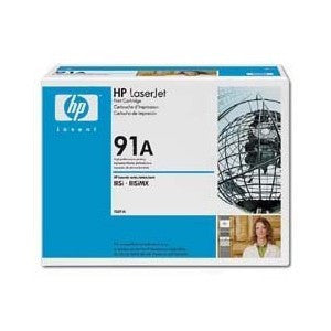 HP 92291A 91A Black Toner Cartridge (Open Box) - Precision Toner
