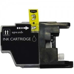 Brother LC-75 Compatible High Yield Black Ink Cartridge - Precision Toner