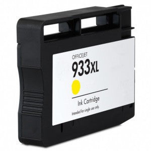 Ink Cartridge Compatible with HP 933XL High Yield Yellow (CN056AN) - Precision Toner