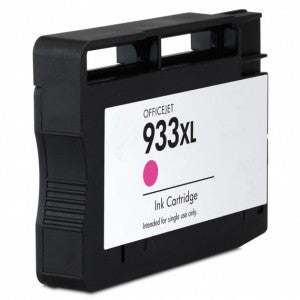 Ink Cartridge Compatible with HP 933XL Extra Large Magenta (CN055AN) - Precision Toner