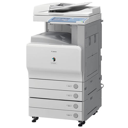 Canon imagerunner ir c2550 canon copiers chicago color mfp.