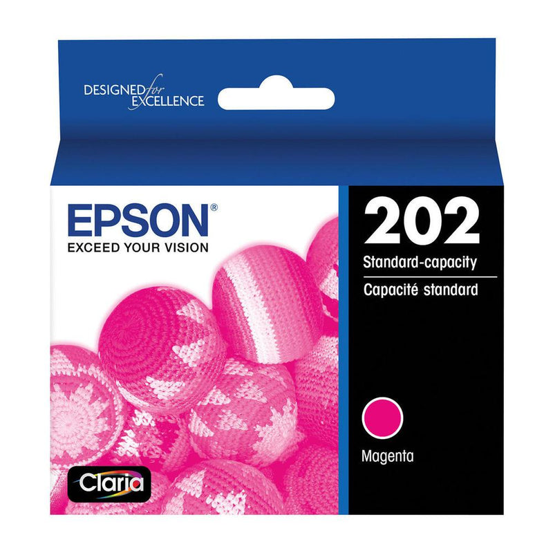 Absolute Toner T202320S EPSON T202 Magenta, DuraBrite Ultra Ink Cartridge, Epson Ink Cartridges