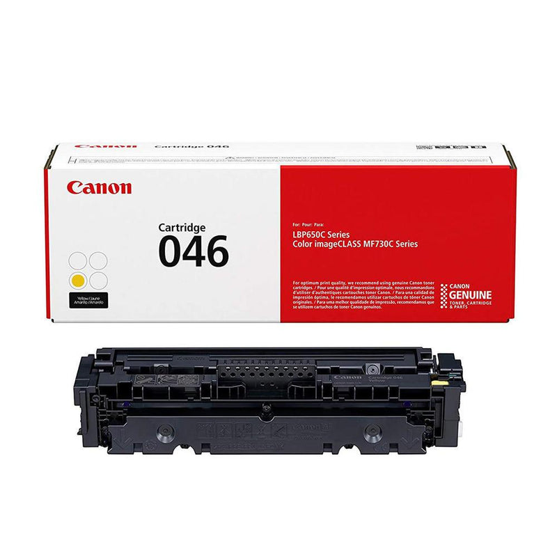 Absolute Toner 1247C001 Canon 046Y YELLOW Toner Canon Toner Cartridges