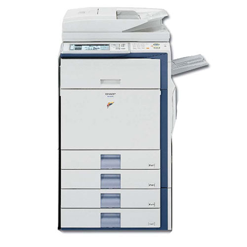 REPOSSESSED Sharp MX-3501N MX3501 3501 Colour Copier Printer Scanner Photocopier - Precision Toner