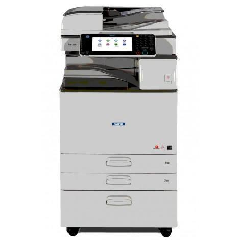 $69/month Ricoh Monochrome MP 2554 Multifunction Copier 25 PPM for ALL INCLUSIVE Service Program Great Solution for a low printing Volume - Precision Toner