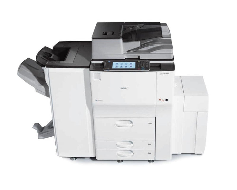 Only $115/month - Ricoh MP 6002 B/W Multifunction 60PPM All ALL INCLUSIVE Program Copier Printer for high volume printing - Precision Toner