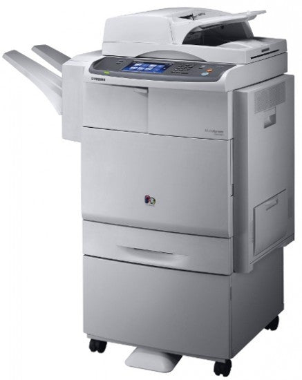 Samsung CLX-8540ND Laser Color Printer Copier Scanner - Precision Toner