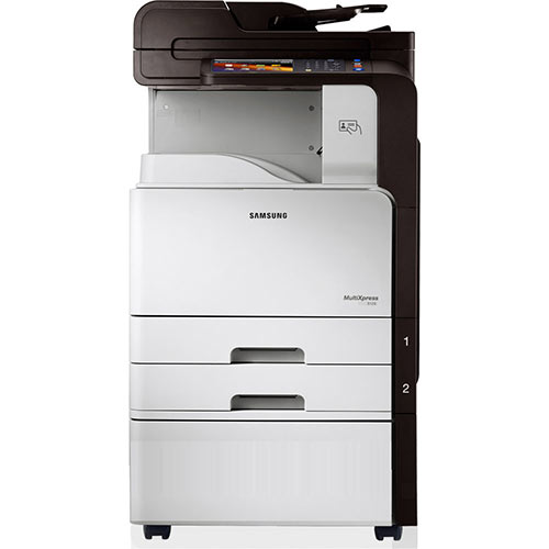 $56/month Demo Unit - Samsung SCX-8128NA 8128 B/W Newer Model Printer Copier Color Scanner 11x17 - Precision Toner