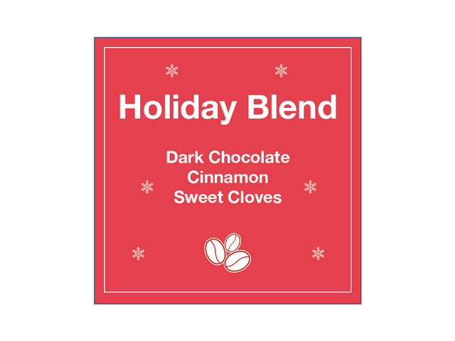 It is the time of the year again ... Holiday Blend is back