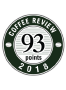 Coffee Review 93 Points - Ethiopia Gedeb Gotiti by Tico Coffee Roasters