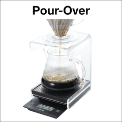 Pour Over Brewing Guide