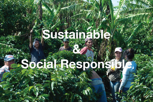 Sustainable & Social Responsibility